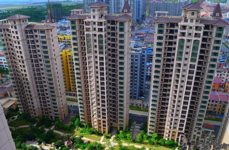 广西防城港富森领峰实景图