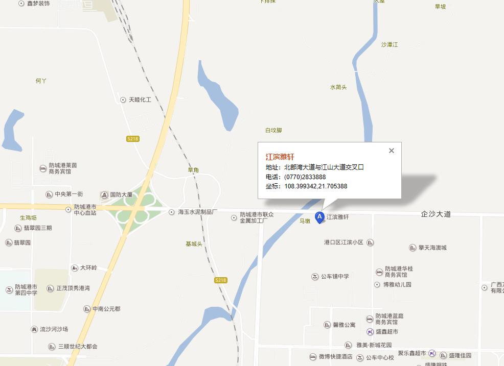 粤同海视界交通图