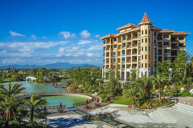 陵水好房推荐:碧桂园珊瑚宫殿处处有景、时时皆自然