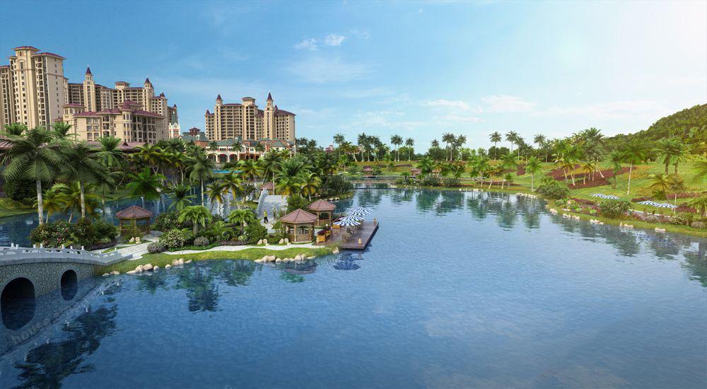 陵水碧桂园珊瑚宫殿高层住宅在售 折后均价21000元/㎡起
