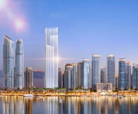 格兰德大厦 The Grand 俯瞰迪拜城 尽享繁华 均价35888元/㎡
