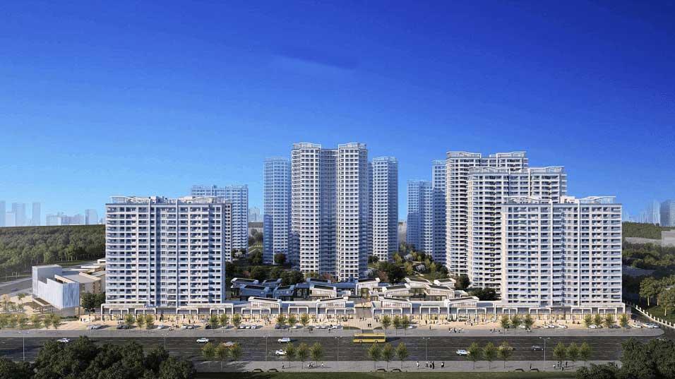 北投观海湾特惠总价27万/套起,购房最高直降8.8万元