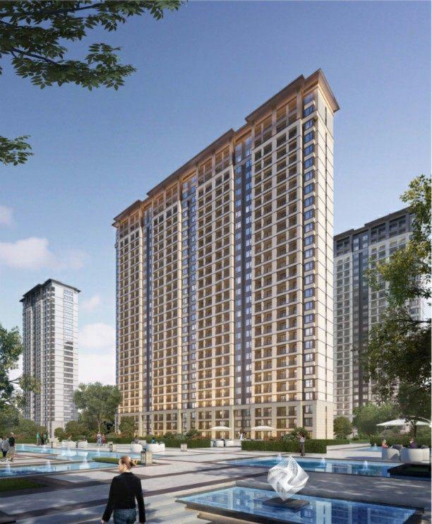 昆明中骏云谷小镇 瞰景高层、洋房 在售价格为7800元/平方米