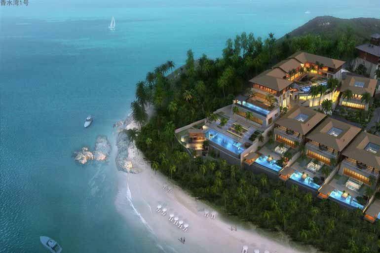 评析香水湾1号|海上商周大院 演绎环境清幽的度假生活