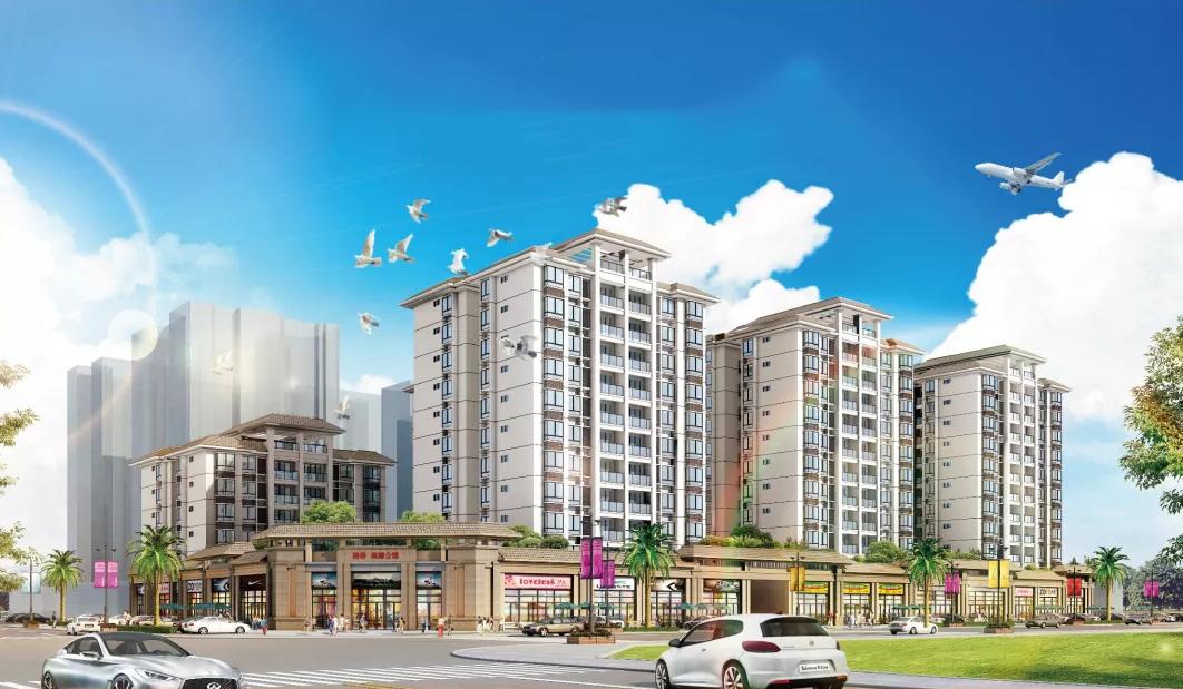 路桥槟榔公馆|品质水境华宅 理想的河畔人居