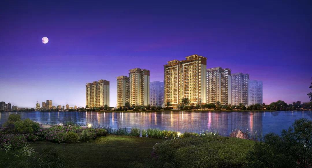 富力阅山湖深度解析——相邻几大公园,依山傍湖,兼得城市繁华与山湖滋养!