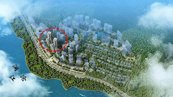 西双版纳俊发·滨江俊园三期建筑面积38-115㎡新品热销中