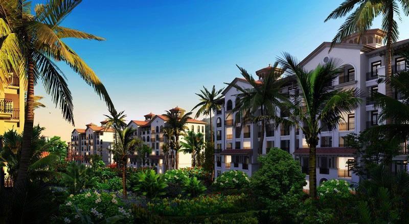 金泰南燕湾项目洋房和别墅现房在售 24000元/㎡